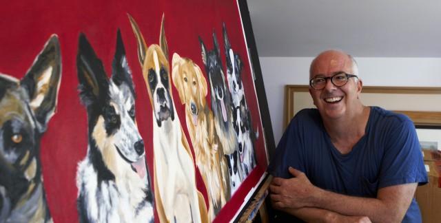 John Klein - It's a Dog's Life - Studio2