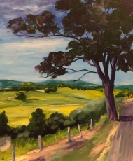Road To Murwillumbah - John Klein - Web