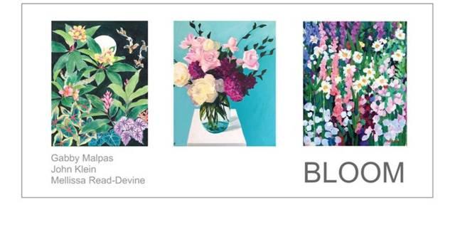 Bloom Invitation page 1