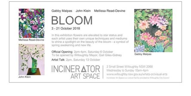 Bloom Invitation page 2